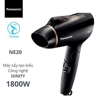 [Chính hãng] Máy sấy dưỡng tóc tạo kiểu Panasonic EH NE20 - Máy sấy compact công nghệ Ionity 1800W [Nhật Bản] thumbnail
