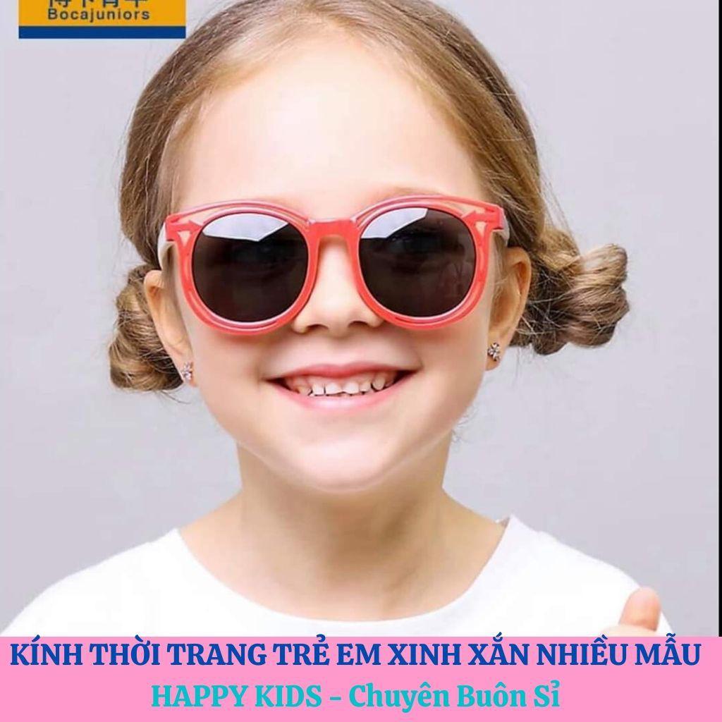 Kính thời trang trẻ em siêu dễ thương
