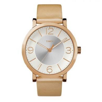 Đồng hồ nam Timex Style Elevated TW2R11600 dây da