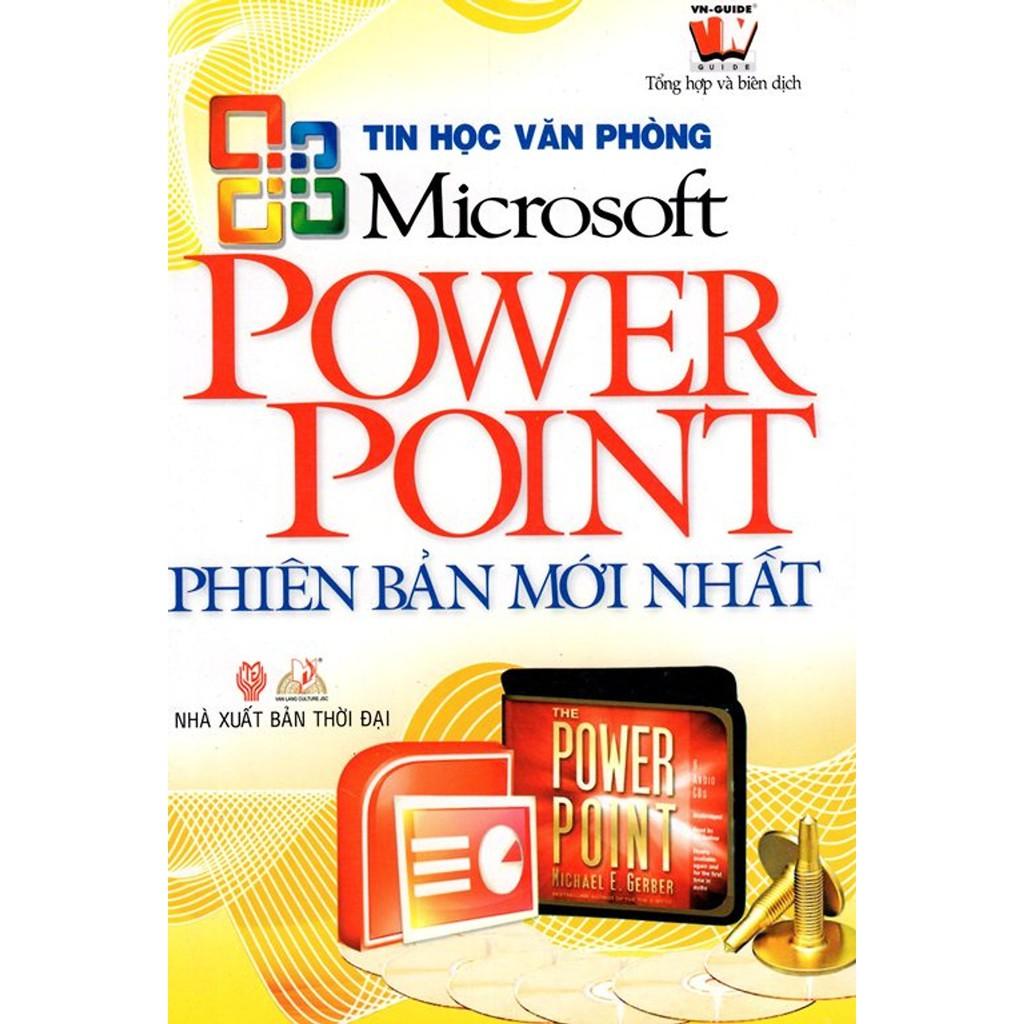 Sách - Tin Học Văn Phòng - Microsoft Power Point - 14727774 , 2288323312 , 322_2288323312 , 45000 , Sach-Tin-Hoc-Van-Phong-Microsoft-Power-Point-322_2288323312 , shopee.vn , Sách - Tin Học Văn Phòng - Microsoft Power Point