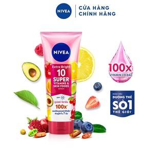 Hình ảnh Serum dưỡng thể 10 Super Vitamins & Skin Foods 180ml - 93767-1