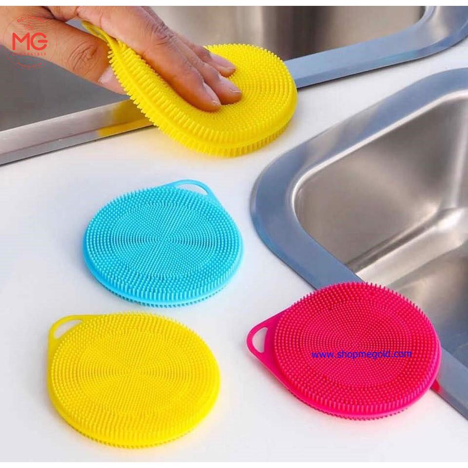 miếng rửa chén đa năng