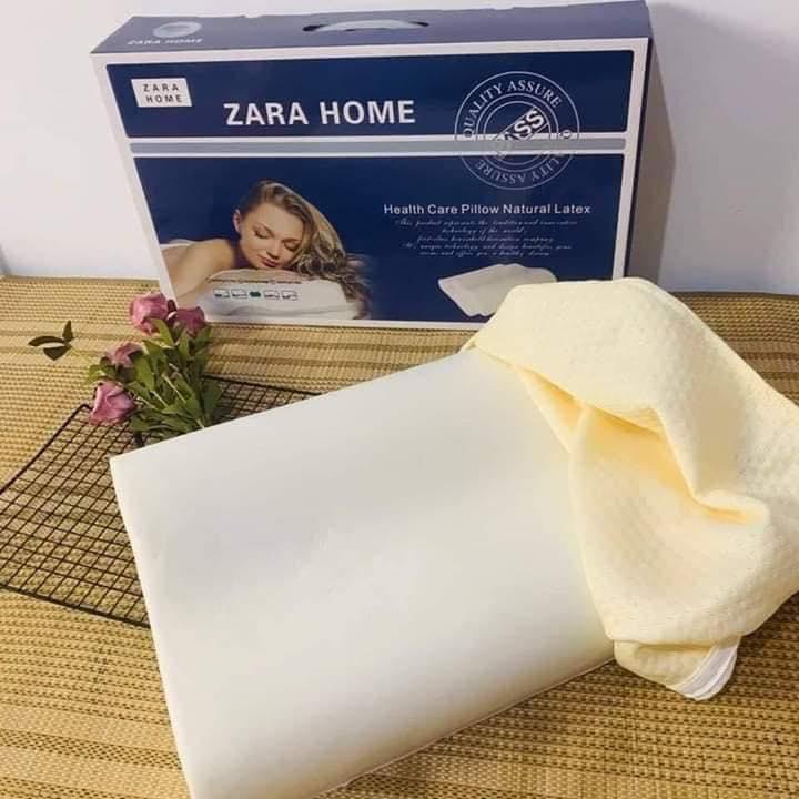 Gối cao su non Zara Home ( Chính hãng Check được QR)
