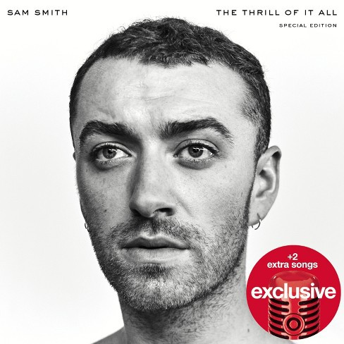 Sam Smith - The Thrill Of It All (Target Ver.)