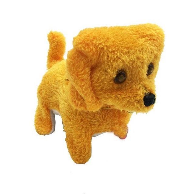Chú Chó dùng pin