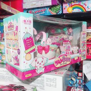 Nhà kem của bé heo | Toy Papa