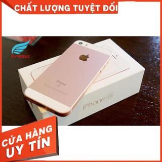 Điện thoại iphone SE quốc tế, mới 99%, đủ màu Hồng/Xám/Bạc/Gold, bản Mỹ LLA