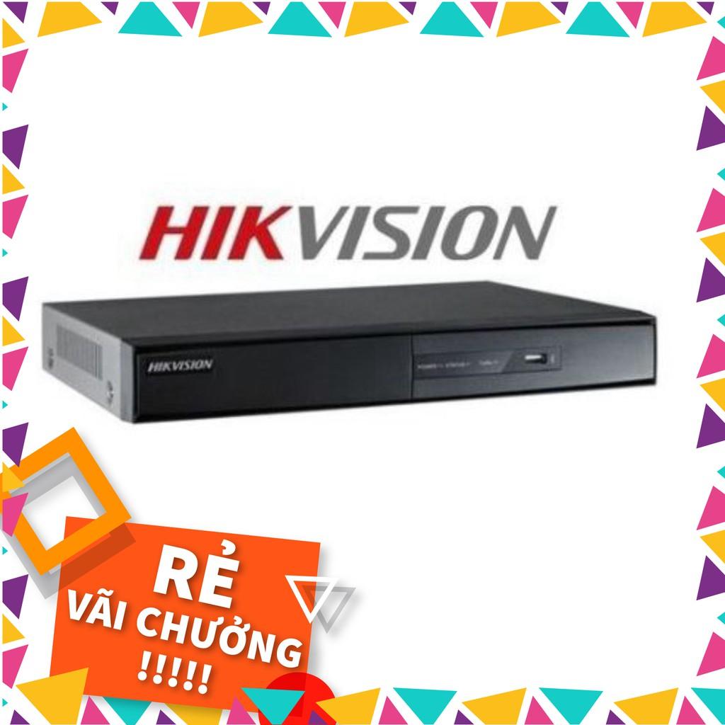 Đầu ghi hình 4 kênh Turbo HD 3.0 Hikvision DS-7204HGHI-F1 - Hàng chính hãng 100% - C