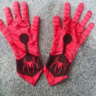 Găng tay siêu nhân người nhện (mới) thumbnail