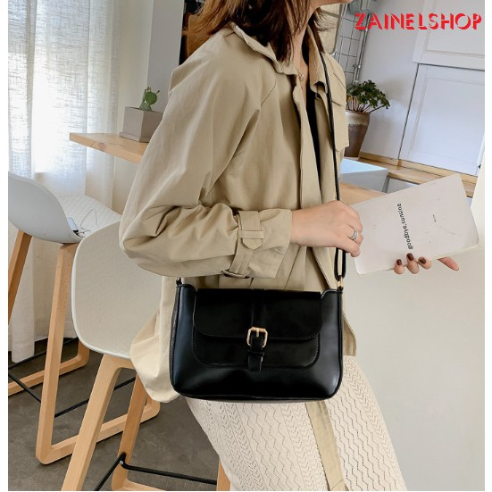 Túi xách đeo chéo nữ 2020 kiểu dáng vuông nhỏ phong cách Hàn Quốc - Mã Z0016