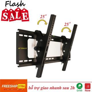 Giá treo tivi nghiêng 26-65 inch – giá treo gật gù điều chỉnh góc nghiêng 26 – 65 inch