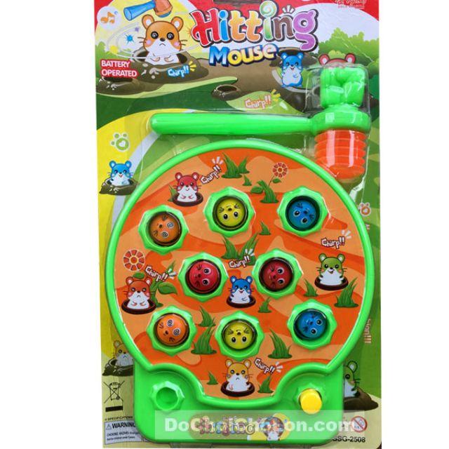 Bộ đồ chơi Đập chuột phát nhạc cho bé giá rẻ - 3195092 , 465453971 , 322_465453971 , 68000 , Bo-do-choi-Dap-chuot-phat-nhac-cho-be-gia-re-322_465453971 , shopee.vn , Bộ đồ chơi Đập chuột phát nhạc cho bé giá rẻ