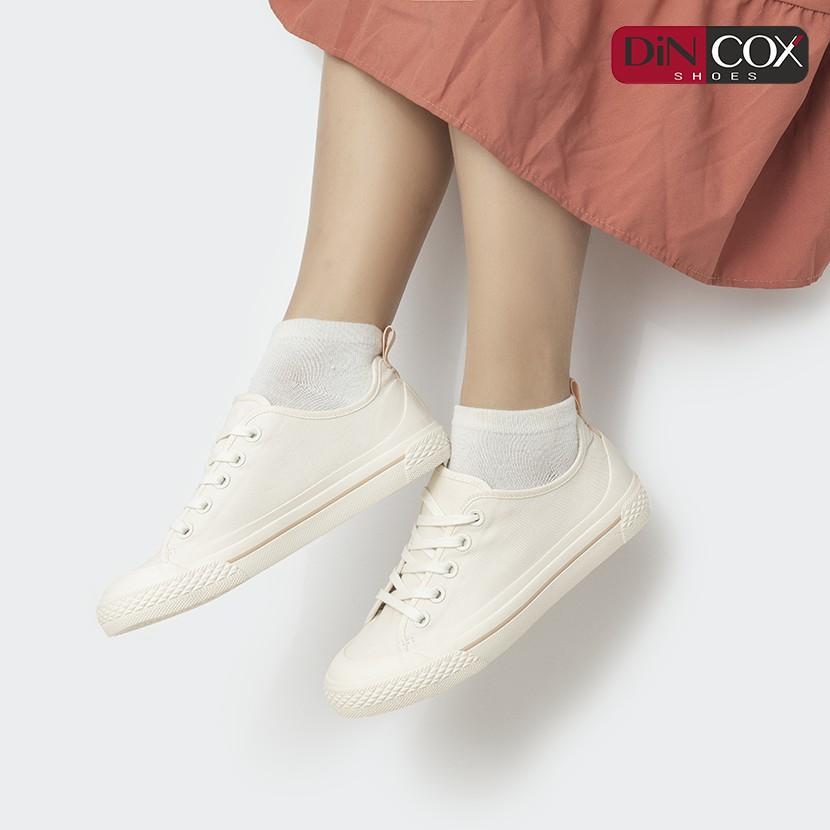 Giày DINCOX Sneaker Nữ C20 White