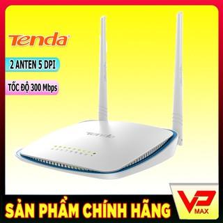 Wifi Tenda F303 Repeater – 3 anten Tena FH305 xuyên tường cực mạnh NoBox