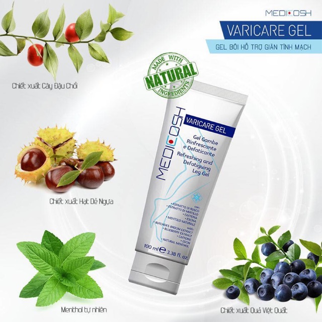 medicosh varicare gel