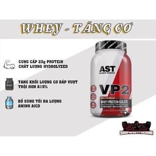 VP2 Whey protein hydrolyzed isolate - Sữa tăng cơ phục hồi phát triển cơ bắp tối đa ( 32 lần dùng ) thumbnail