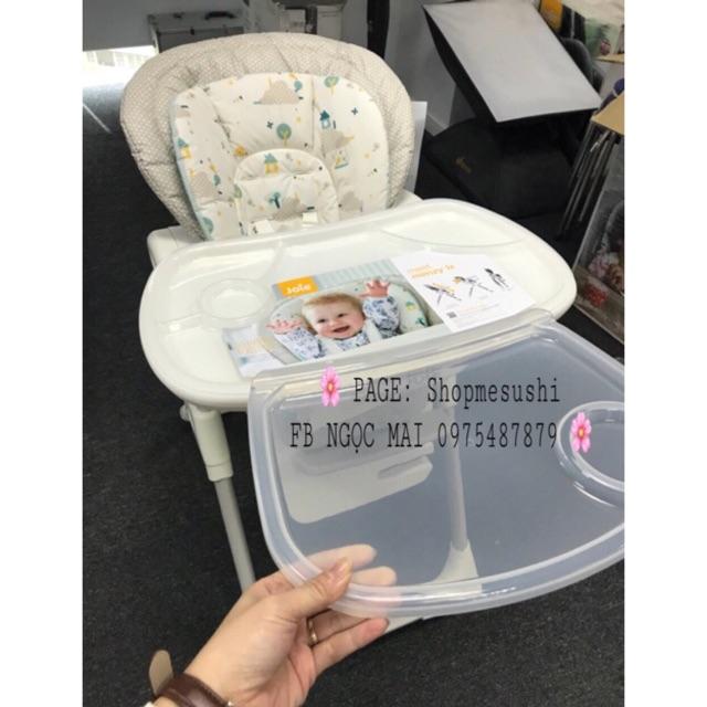 Ghế ăn trẻ em Joie Mimzy LX Little World - 5060264399543