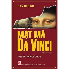 Sách - Mật Mã Da Vinci
