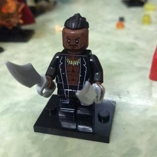 Minifigure nhân vật Erik Killmonger