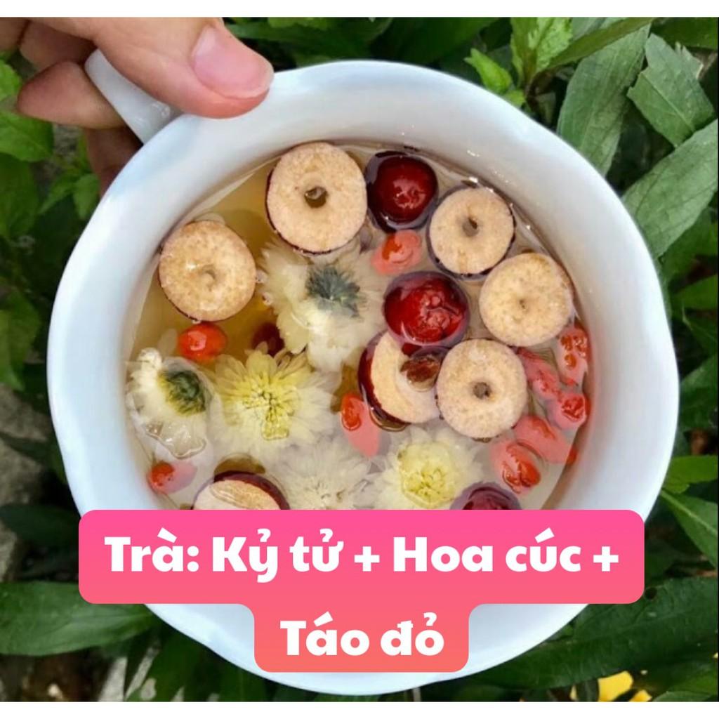Kỷ Tử Ninh Hạ - Loại 1 - Hạt to, ăn ngọt ngọt và dai dai như nho khô