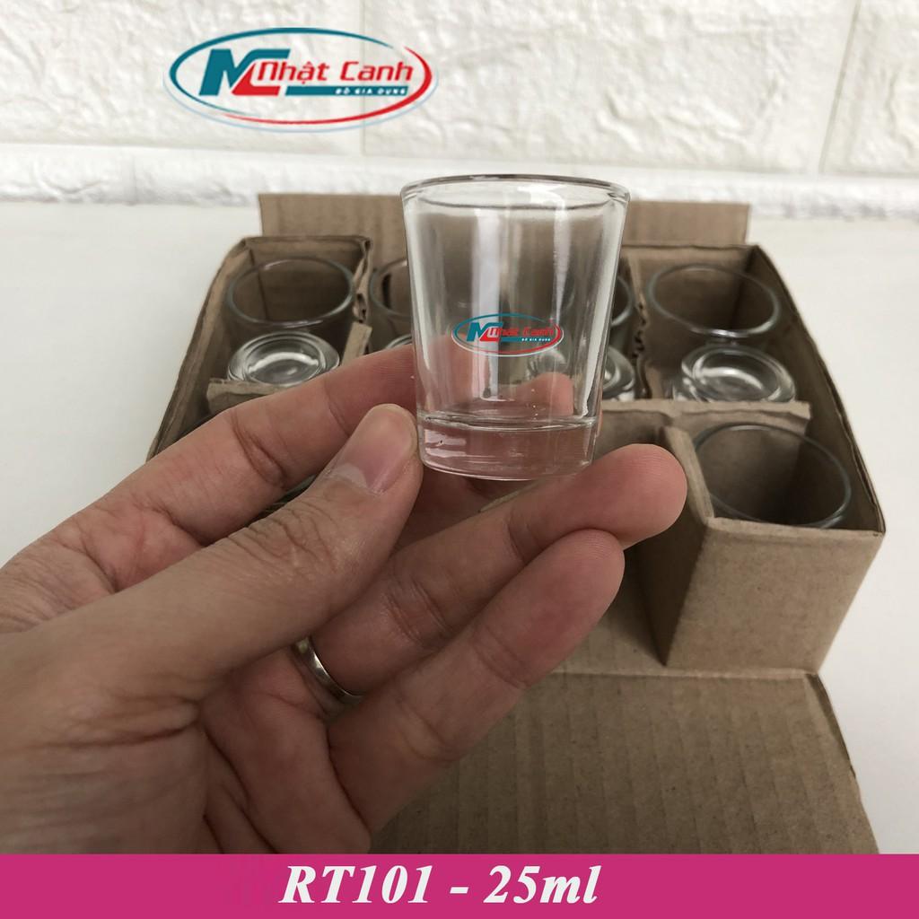 Bộ 6,12 Ly Rượu Thủy Tinh Chất Lượng Cao Các Loại
