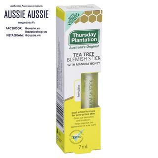 Gel tràm trà Úc chấm thâm mụn và ngừa mụn Thursday Plantation Blemish Stick 7ml aussie.vn