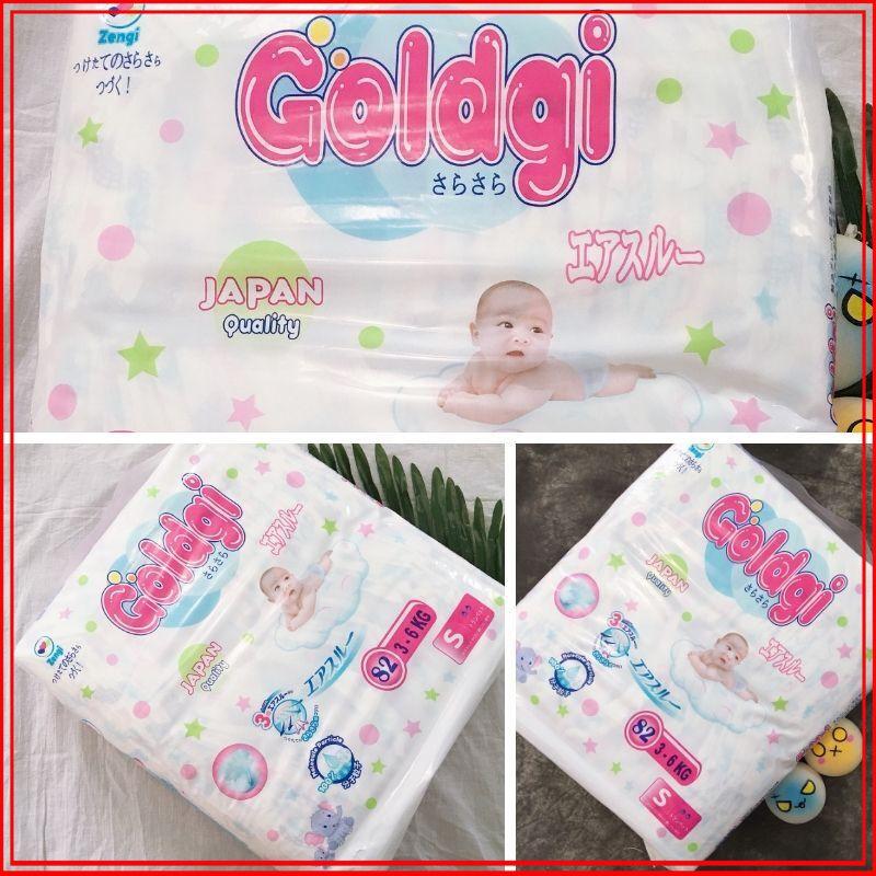 LẺ = SỈ_Tả quần cho bé Goldgi Nhật Bản size XL - 42 Cái/ Túi