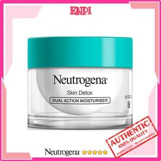 Kem dưỡng thải độc Neutrogena Skin Detox Dual Action Moisturiser shop nhungnho298