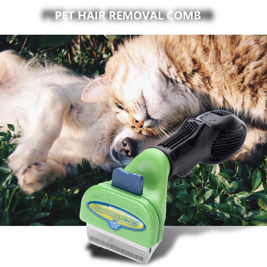 ^SD^ Magical Hair Removal Comb Hair Removal Comb Cat Cat Pet Comb Three Generations