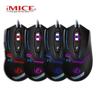 Chuột IMICE X8 LED Chuyên Game Chính Hãng thumbnail
