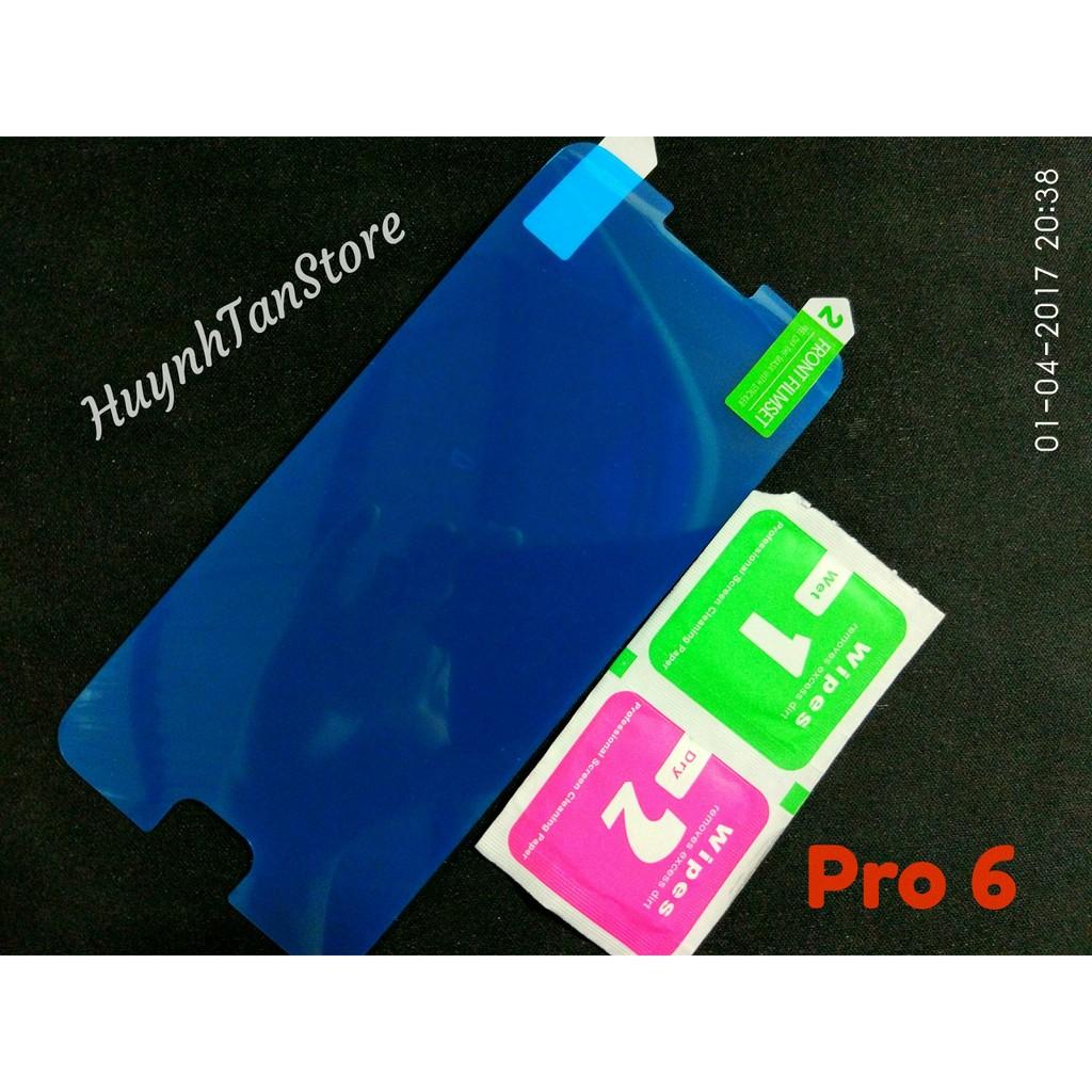 Meizu Pro 6 -2 miếng Dán dẻo chống trầy xướt K.Full