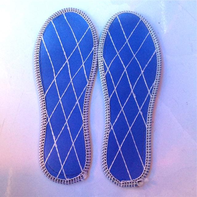 2 cặp lót giày quế