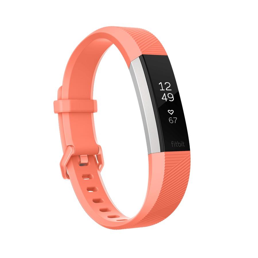 Vòng đeo sức khỏe Fitbit Alta HR - Coral - Chính hãng FPT - 3046425 , 433349035 , 322_433349035 , 4099000 , Vong-deo-suc-khoe-Fitbit-Alta-HR-Coral-Chinh-hang-FPT-322_433349035 , shopee.vn , Vòng đeo sức khỏe Fitbit Alta HR - Coral - Chính hãng FPT