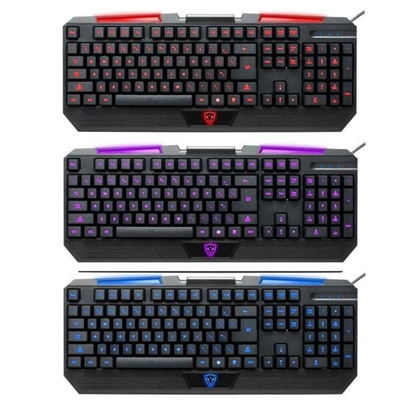 Bàn phím game thủ Motospeed K60L Gaming Keyboard