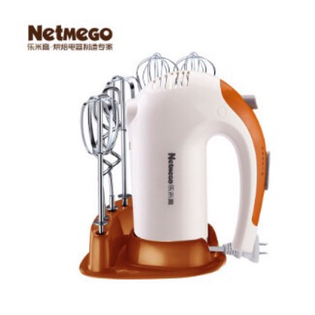 Máy đánh trứng Netmego 300W