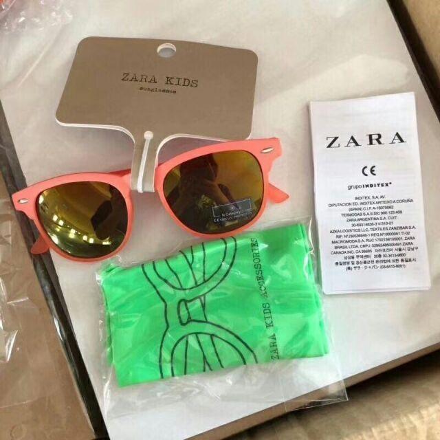 Kính mắt Zara Kids chống UV cho bé trai, bé gái