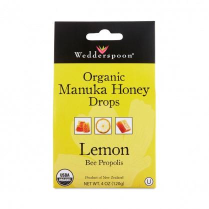 Kẹo ngậm trị ho từ mật ong Manuka hữu cơ Wedderspoon - 3167142 , 1310173972 , 322_1310173972 , 315000 , Keo-ngam-tri-ho-tu-mat-ong-Manuka-huu-co-Wedderspoon-322_1310173972 , shopee.vn , Kẹo ngậm trị ho từ mật ong Manuka hữu cơ Wedderspoon