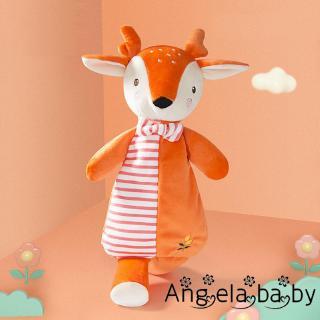 ⓗღ✯Cute Bear Toy Stuffed Animals Baby Kids Sleeping Gift Comfort Doll