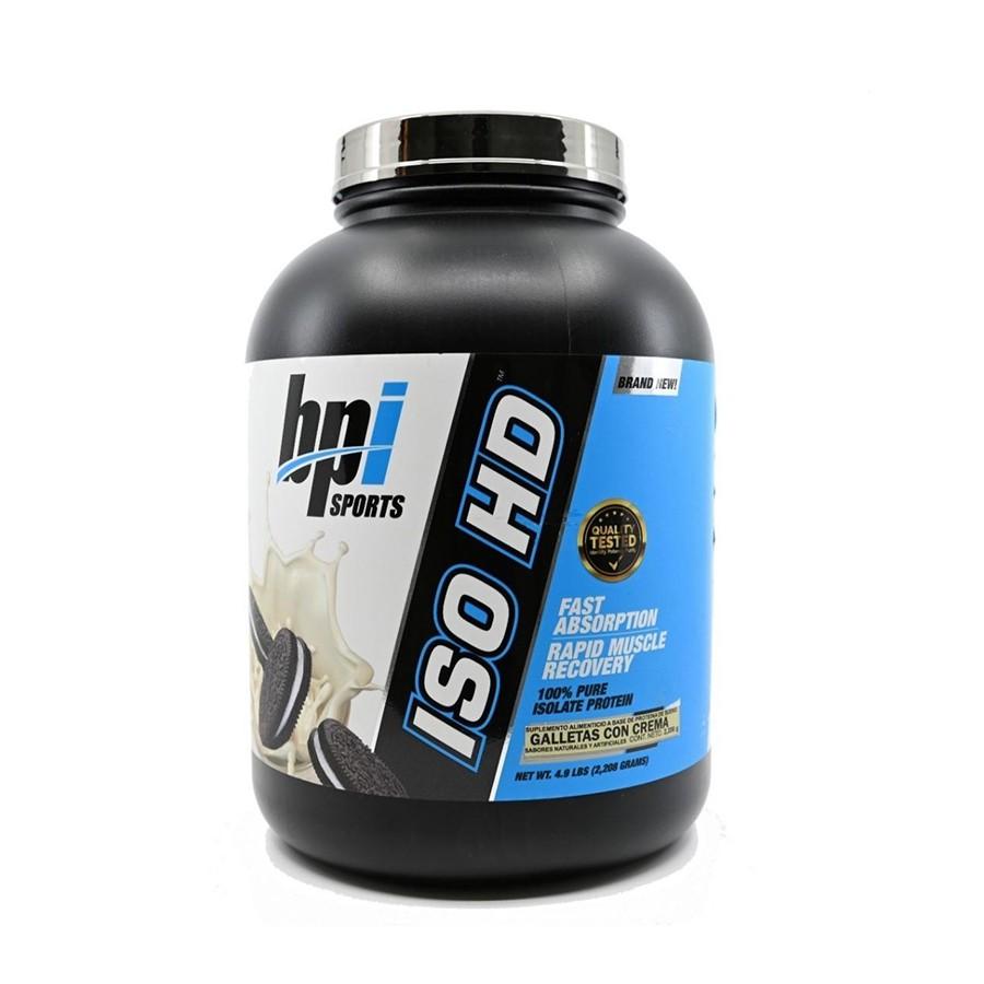 Sữa Tăng Cơ Iso HD 5lbs