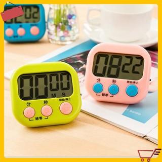 GIÁ SỈ Đồng hồ đếm ngược có giá đỡ chạy bằng pin tiểu thiết kế tiện lợi 8771 thumbnail