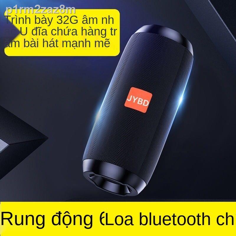 ❣Loa bluetooth không dây, loa kép, âm lượng lớn, cắm thẻ đĩa U, loa siêu trầm ngoài trời, loa nhỏ nhận và thanh toán hộ