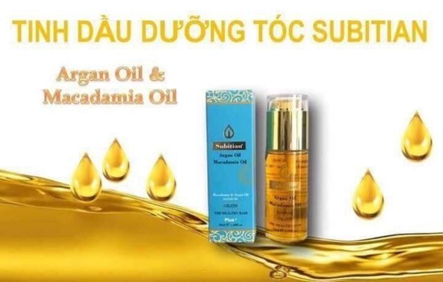 Tinh dầu dưỡng tóc SUBITIAN ( ITALY )