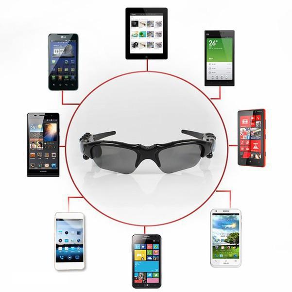 [HOT] Mắt Kính Thời Trang Kiêm Tai Nghe Bluetooth hiện đại thông minh -smartfamily