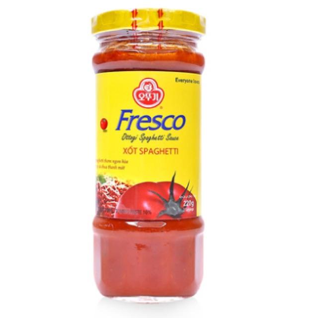 Sốt mì spaghetti Fresco 220g