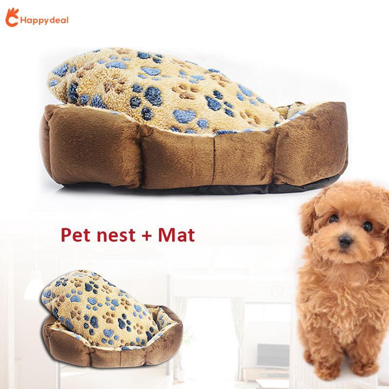 Đệm nằm cho thú cưng hình dấu chân chó mèo - 14828086 , 2363224807 , 322_2363224807 , 76992 , Dem-nam-cho-thu-cung-hinh-dau-chan-cho-meo-322_2363224807 , shopee.vn , Đệm nằm cho thú cưng hình dấu chân chó mèo