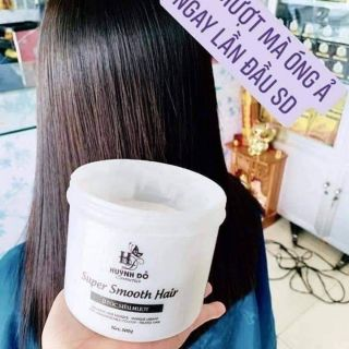 Ủ tóc huỳnh đỗ
