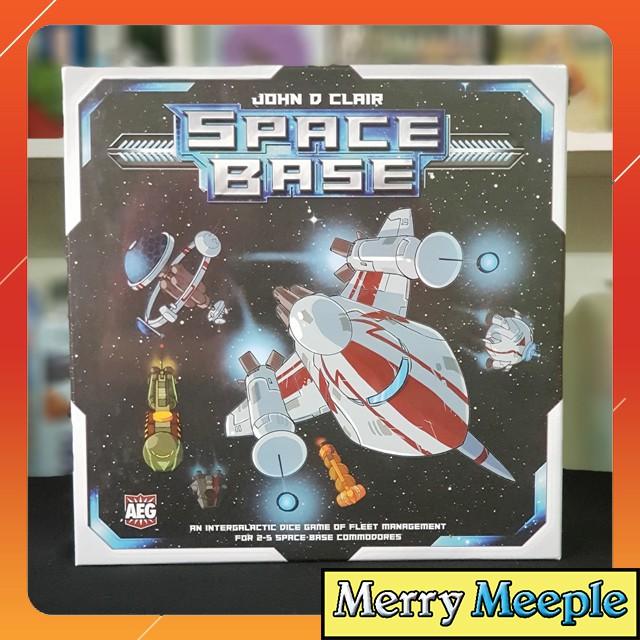[US] Space Base – Trò Chơi Board Game