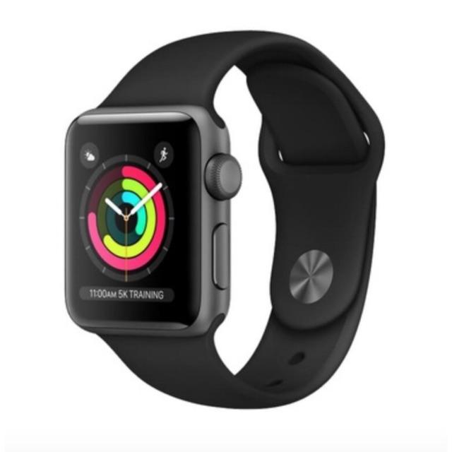Đồng hồ Apple watch series 3 38/42mm GPS chính hãng Apple nguyên seal mã LL/A mới 100%