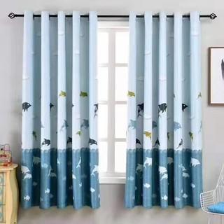 Rèm cửa sổ, cửa phòng ngủ chống nắng giá rẻ TNS-001