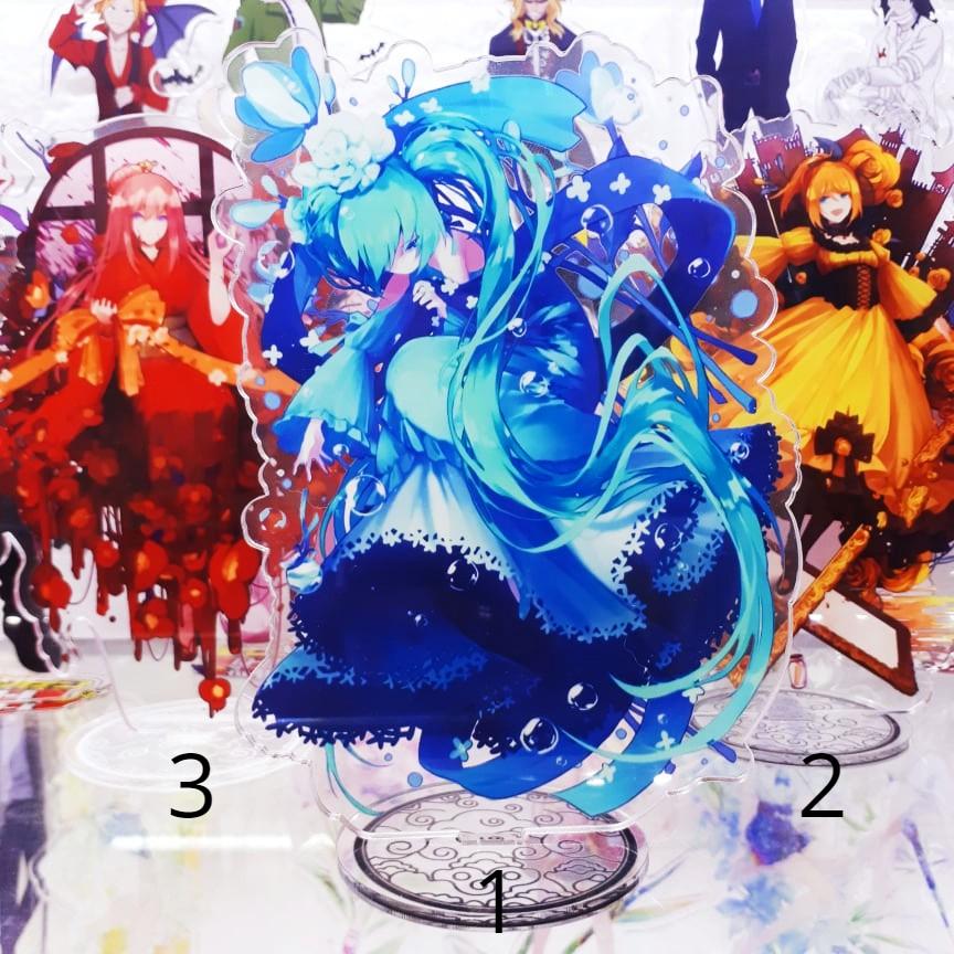 Mô Hình Standee acrylic anime hình Vocaloid